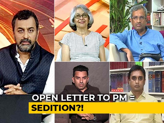 Video : Sedition law: Time to go?