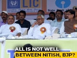 Video : Dussehra Function Exposes Rift Between BJP, Nitish Kumar