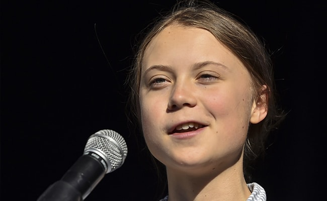 Donald Trump's Climate Stand 'So Extreme', It's Waking People Up: Greta Thunberg