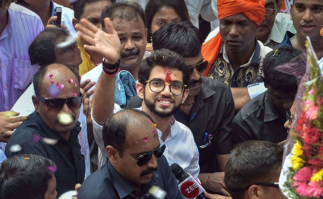 Conspiracy To Link Aaditya Thackeray To Sushant Rajput's Death: Shiv Sena