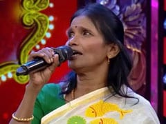 रानू मंडल ने फिर गाया लता मंगेशकर का ये सुपरहिट सॉन्ग, सोशल मीडिया सेंसेशन का Video हुआ वायरल