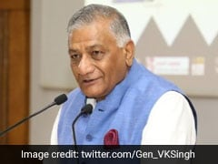 Citizenship Act Helps Persecuted Minorities, Won't Affect Any Indian: VK Singh
