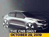 Video : Renault Subcompact Sedan, Mahindra Dhanteras, Lamborghini