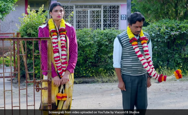 Motichoor Chaknachoor Trailer: Nawazuddin Siddiqui And Athiya Shetty's Wedding Drama Is A Laugh Riot