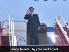 चीन के राष्ट्रपति शी चिनफिंग ने नेपाल की राष्ट्रपति विद्या देवी के साथ की बैठक
