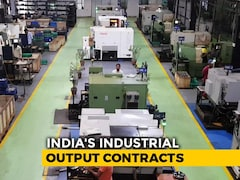Video: Industrial Production Contracts 1.1% In August