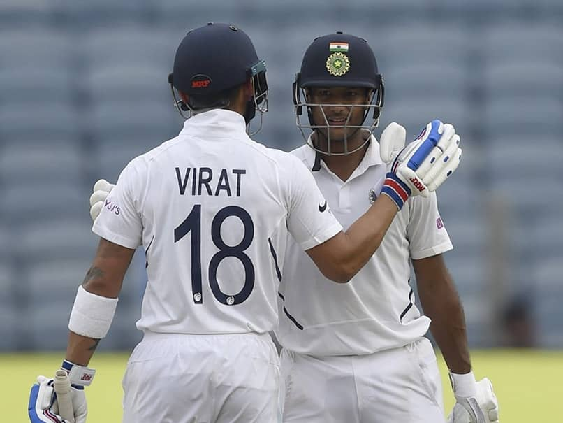 India vs South Africa: Mayank Agarwals 2nd Test Century Helps India Dominate South Africa On Day 1