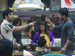 <i>Bigg Boss 13</i> Written Update, October 10: Paras Chhabra And Siddharth Shukla Fight Over Food