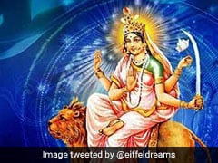 Navratri 6th Day: Maa Katyayani <i>Puja Mantra, Stotra</i> And <i>Aarti</i>