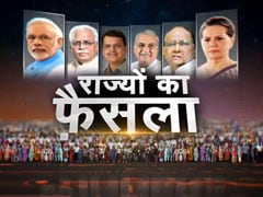 Election Results 2019 LIVE : रुझानों में महाराष्ट्र में बीजेपी शिवसेना गठबंधन को बहुमत, हरियाणा में कांग्रेस को 12 सीटों का फायदा