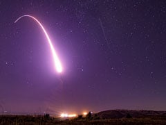 US Says It Successfully Tested Intercontinental Ballistic Missile