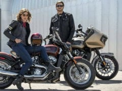 Indian Motorcycle Global Sales Fall, North America Sales Increase