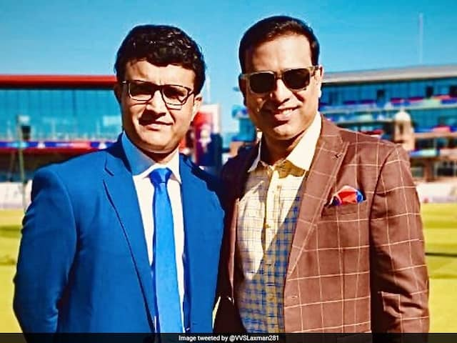 Sourav Ganguly Set To Be BCCI President, Cricket Fraternity Congratulate Him