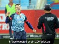 Namibia Secure T20 World Cup Berth, Netherlands Qualify With Win Over UAE