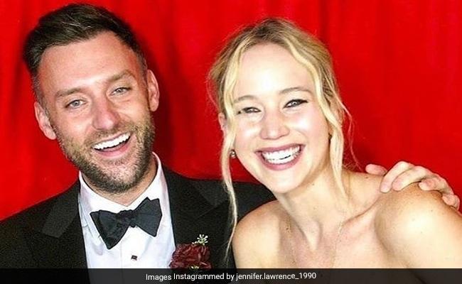 Jennifer Lawrence Marries Cooke Maroney In Rhode Island: Reports