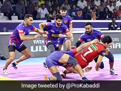 Pro Kabaddi: Dabang Delhi To Face Bengal Warriors In Summit Clash
