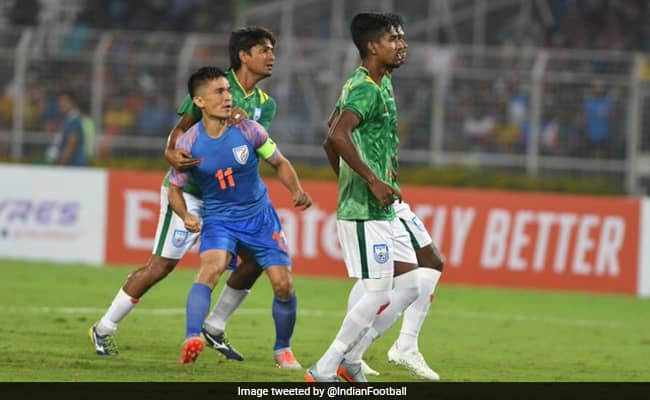 """World Cup 2022 Qualifiers: Bhaichung Bhutia Says India Will Learn From """"Unfortunate"""" Draw vs Bangladesh"""