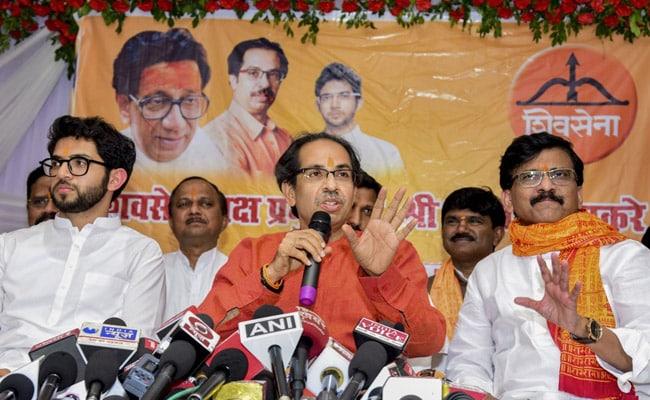 'If They Fail, We Can Stake Claim': Shiv Sena To Meet Maharashtra Governor