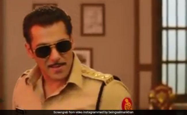 Dabangg 3: Salman Khan Who? Chulbul Pandey Will Promote His Own Film