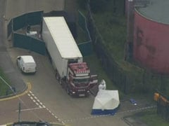 39 Bodies Found In Truck Container Near London, Driver Arrested: Police