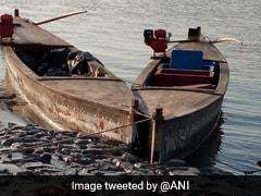 BSF Seizes 5 Pak Boats Near India-Pakistan Border In Gujarat
