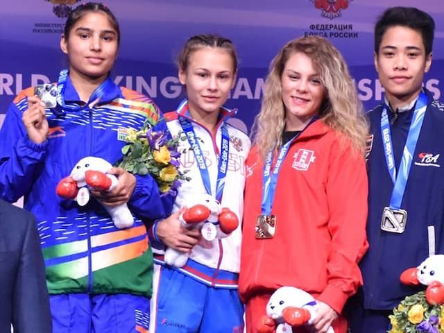 World Boxing Championships: Manju Rani Goes Down Fighting In Final, Takes Home Silver