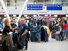 Lufthansa Airlines Staff Strike, Dozens Of Flights Cancelled In Germany