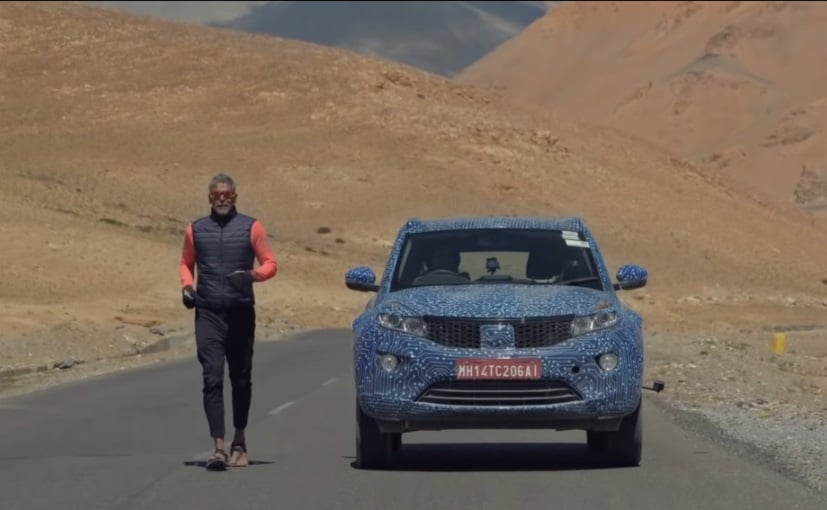 Milind Soman and his wife Ankita will be driving the Tata Nexon EV across different terrains of India