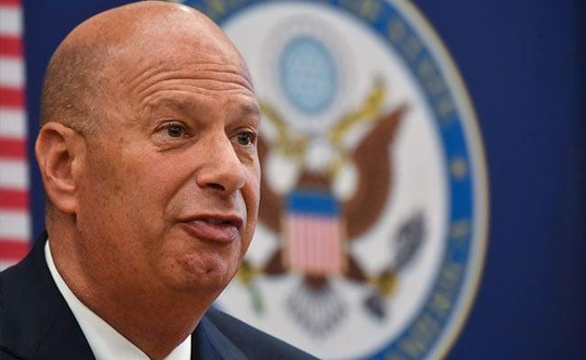 He 'Loves Your Ass': US Ambassador To European Union Reveals 'Trump-Speak'