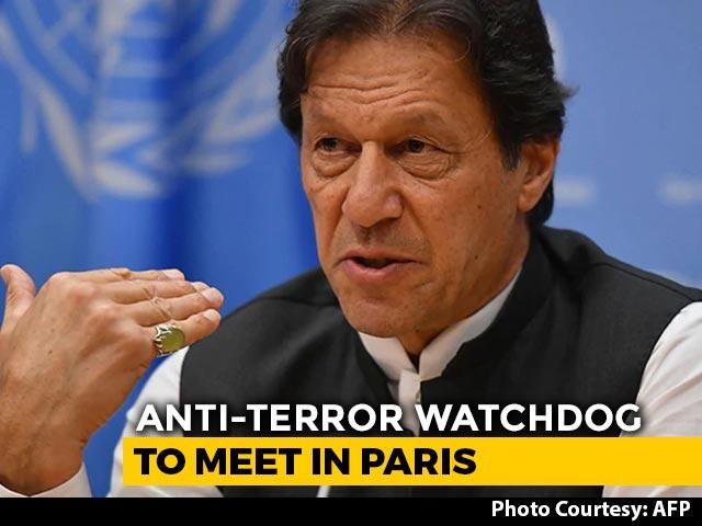 "Video : Isolated At Anti-Terror FATF Meet, Pak Close To ""Dark Grey"" List: Report"