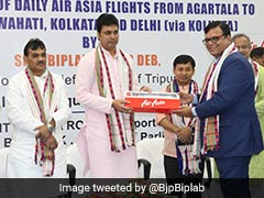 AirAsia Launches Agartala-Kolkata Flight Service