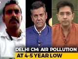 Video : Delhi Pollution At 5-Year Low But Firecracker Ban A Failure?
