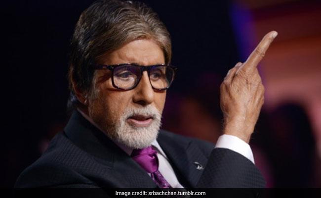 अमिताभ बच्चन ने किया ट्वीट, कहा-जले पर नमक छिड़क दिया...मामला जान रह जाएंगे हैरान