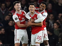 Europa League: Gabriel Martinelli Stars For Arsenal, Manchester United Toil vs AZ Alkmaar