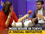 Video : Jindals Construct Historic 'India House' At Tokyo Games