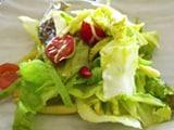 Video: Raw Mango And Vegetables Salad Recipe