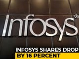 Video : Investors Lose Rs 53,000 Crore As Infosys Shares Sink Amid Row Over CEO