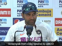 """""""You Guys Write A Lot About Me"""": Rohit Sharma"""