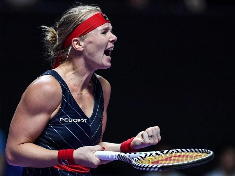 WTA Finals: Kiki Bertens Stuns World Number One Ashleigh Barty