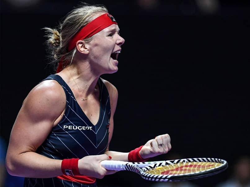 WTA Finals: Kiki Bertens Stuns World Number One Ashleigh Barty