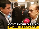 Video : Adi Godrej Calls For Lower Income Tax To Boost Consumer Spending