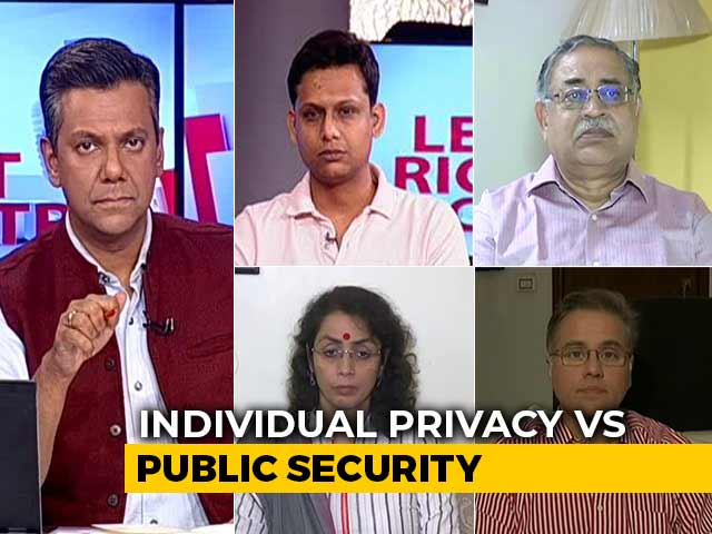 "Video : ""Phone Taps Only For Public Safety"": High Court Ruling Reinforces Right To Privacy?"