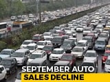 Video : Auto Sales Continue To Slide