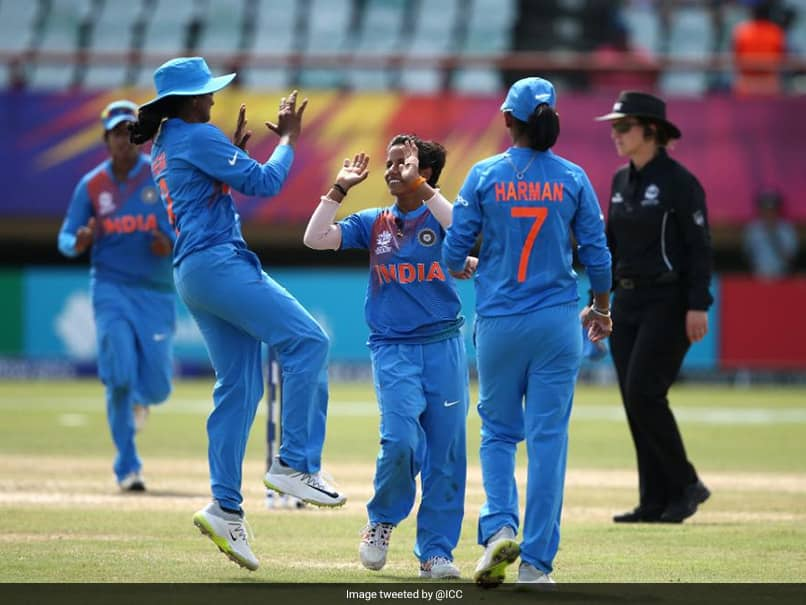 India Women vs South Africa Women: Shafali Verma, Poonam Yadav Help India Beat South Africa By 51 Runs