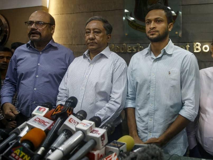 Shakib Al Hasan Made A Mistake, Cricket Board Will Stand By Him: Sheikh Hasina