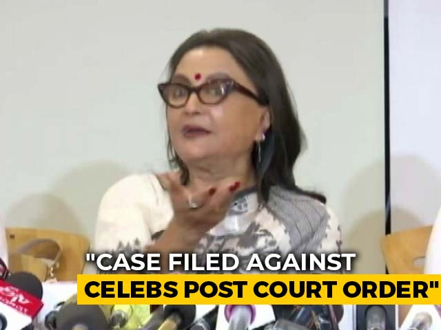 Video : Case Against Celebrities Filed After Court Order, Says Bihar Police Chief