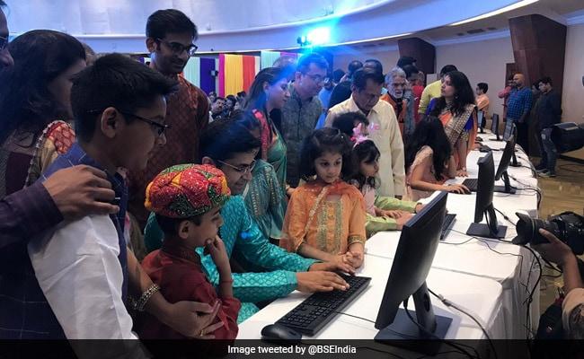 Diwali Muhurat Session: Sensex, Nifty Begin Samvat 2076 On Positive Note
