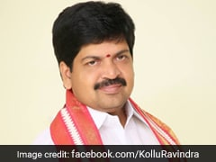 TDP's Kollu Ravindra Continues Hunger Strike At Home Over Sand Scarcity