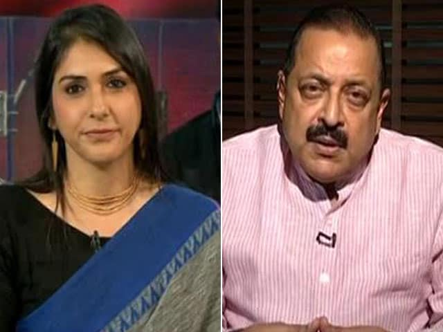 Video : Only Clean India Leads To Healthy India: Minister Jitendra Singh On Cleanliness Mission