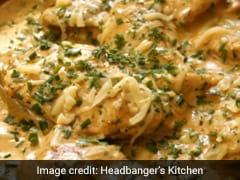 Watch: Make Creamy Dhaniya Murgh (Chicken) At Home (Recipe Video Inside)